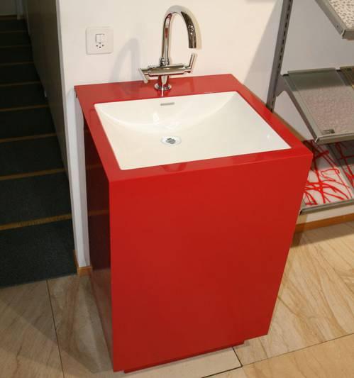 cameo waschbecken cameo waschbecken libeccio 47 5 x 46 cm. Black Bedroom Furniture Sets. Home Design Ideas